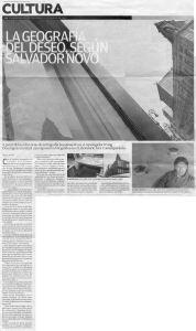 Diario Monitor 2005 interiores